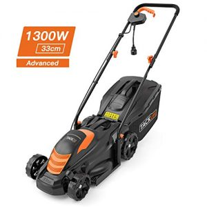 Oferta Cortacesped electrico black and decker